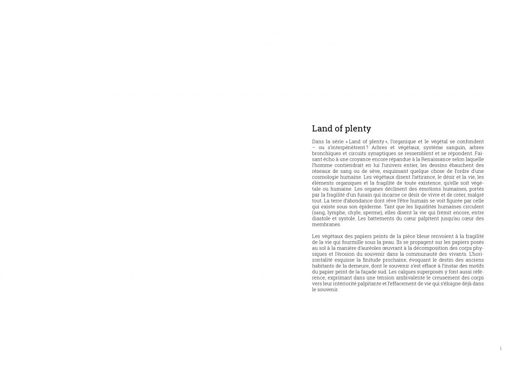 Land of plenty – Publication – 02
